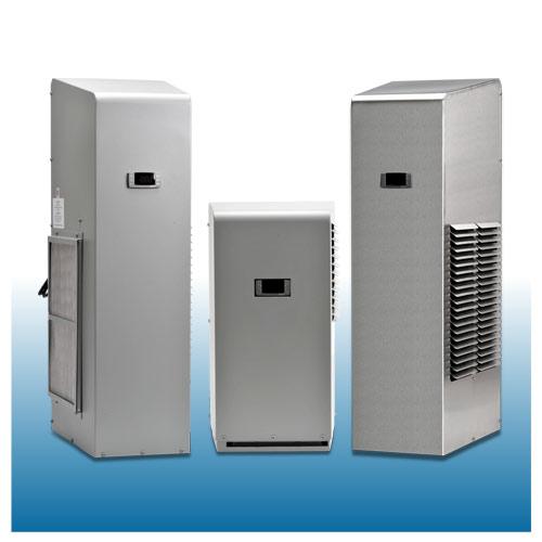 NEMA-rated Stratus air conditioners for enclosures.