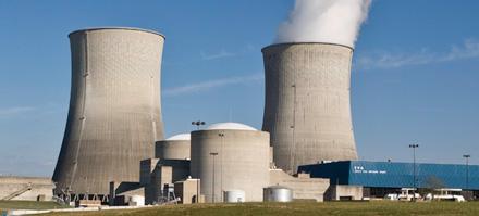 The TVA's Watts Bar Nuclear Plant.