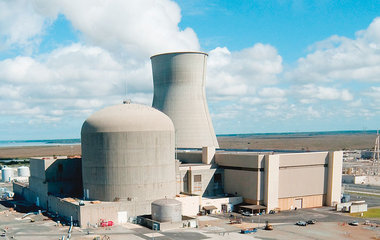 Hope Creek nuclear plant gains a 20-year license renewal.