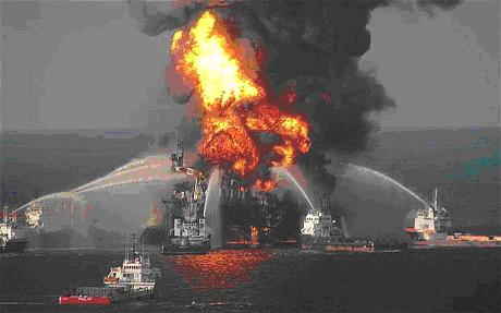 After BP's Deepwater Horizon rig exploded causing a giant oil leak last year in the Gulf of Mexico, it became clear no device to cap a heavily leaking oil well existed.