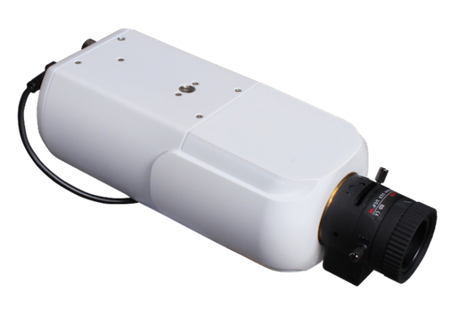 """Toshiba launched its """"Ultra HD"""" IP video surveillance camera, which can capture 4K video in 3840 x 2160 resolution at a rate of 25 frames per second."""