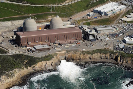 Diablo Canyon nuclear plant slated to close by 2025.
