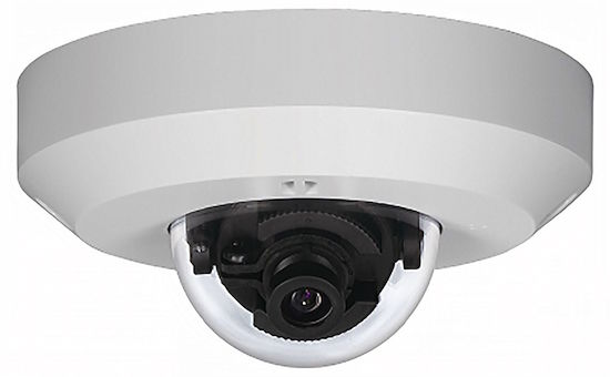 Toshiba launched four new models of its IKS-WD6123 3MP mini-dome IP camera line.