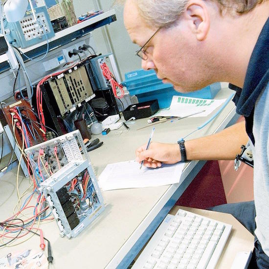 ABB's Parts Fingerprint onsite audit makes sure current inventory meets recommended parts levels for optimal production performance.