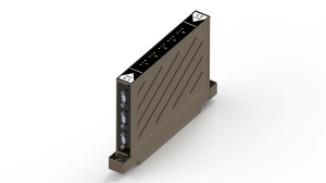 The SIOS.5 Serial I/O module for Bedrock's Open Secure Automation control system.