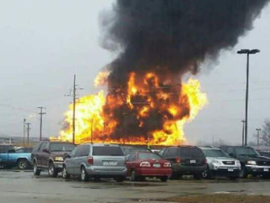 A fire at JBS Swift in Marshalltown, IA, caused  $500,000 in damage.