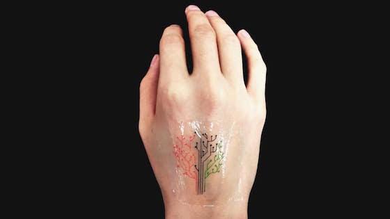 Living Tattoo can Sense Toxins « isssource.com