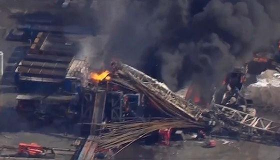 Uncontrolled Gas Release OK Rig Blast Cause - ISSSource