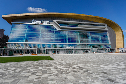Digital, Physical Security Converge at Bucks Arena